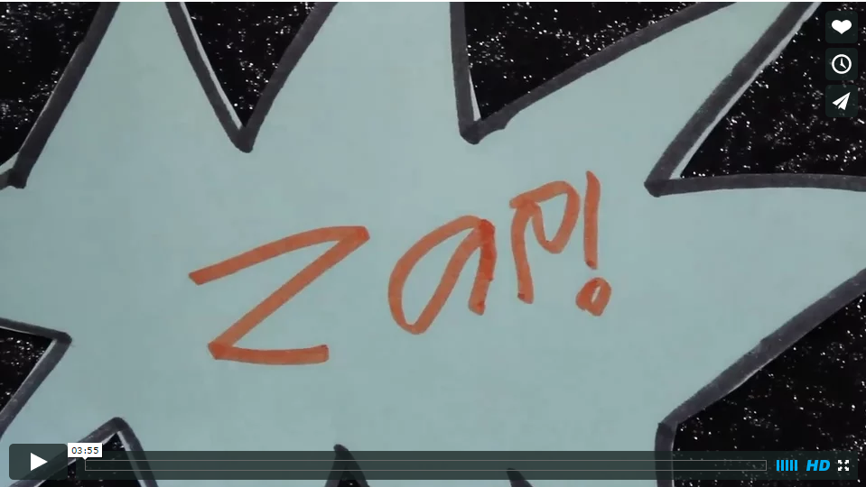 Watch ZAP! by 2015 Starlings Puppetry Workshop
